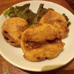 タータンナディ - サービスの玉葱フライ