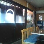 丸一製麺所食堂 - 昔ながらの食堂です。
