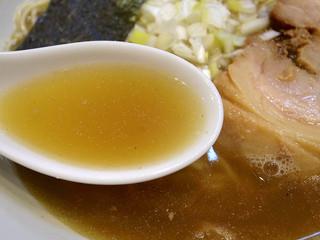 煮干しそば 暁 - 煮干しそば(800円)