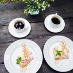 cafe kaeru -