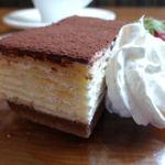 ミオ・バール - 食うぽんランチ(デザート)