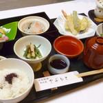 やぶもと - 《ランチ 華御膳》和食でちょっと贅沢ランチをどうぞ。ランチメニュー1000円~3240円。
