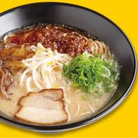 麺屋天狗 - 黒てんぐラーメン