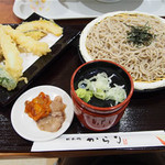 日本橋からり - 海老と季節の天ぷら天ざる