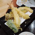 日本橋からり - 海老と季節の天ぷら