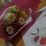 カプセルモンスター - チョコレートの花束
