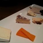 タイーム - 2014・4月 チーズ盛り