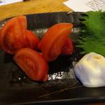 上総屋 眞吉 - フルーツトマト