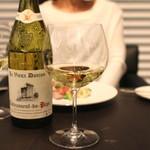 東洋軒 - Le Vieux Donjon  Chateauneuf-du-Pape 2009 (2014/04)