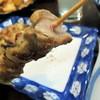 呑み処お田 - 料理写真:焼き鳥アップ