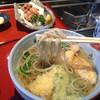 そば処 福そば - 料理写真:天ぷらそば860円