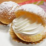 シャルル洋菓子店 - 生シュークリーム