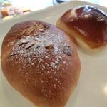カレンズ - とろけるクリームパンとクリームパン(希少糖使用)