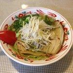 奥快餐 - 料理写真:柳麺(ラーメン)650円☆(第一回投稿分②)