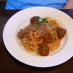 フェリスタス - 料理写真:ミートボールのボロネーゼ