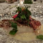 ラ・グランターブル ドゥ キタムラ - 真鯛