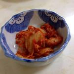 三宝食堂 - キムチ