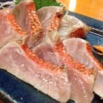 土佐わら焼き料理 みやも亭 - 金目鯛のワラ焼き