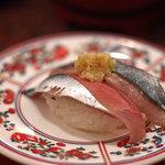市場 いちばん寿司 - 秋刀魚