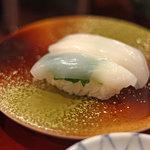市場 いちばん寿司 - 真イカ
