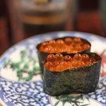市場 いちばん寿司 - イクラ