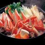 岡山甲羅本店 - 冬はやっぱりかにすき鍋。シメのかに雑炊が絶品。