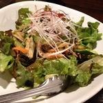 焼肉トラジ ヴィーナスフォート店 - トラジサラダ