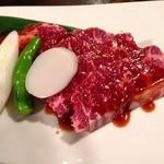焼肉トラジ ヴィーナスフォート店 - ランチ肉