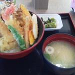 26561701 - 舞茸天丼900円