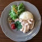 541+ - 海南鶏飯ランチ