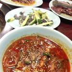 南風園 - テグタンスープ