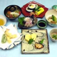 すっぽん鍋 鱧料理 三栄 - 旬菜御膳2750円(税込2970円)