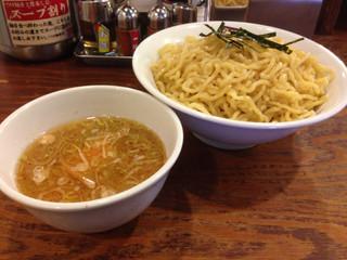 七代目  玉五郎 北新地店 - つけ麺 大@2014/04/23