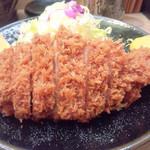 とんかつ檍 蒲田店 - 上ロース定食
