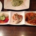 堂島グラッチェ - 三種盛り