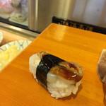 小判寿司 - 生の鳥貝のヒモ!!
