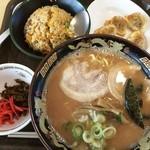 風来軒 - 料理写真:とくとくセット(950円)