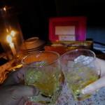 心の休憩室ガルーバ - 癒しの夜に乾杯♪