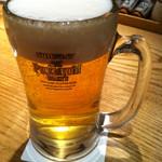 26566904 - 生ビール(¥600)