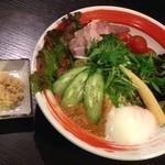天雷軒 - サラダ麺