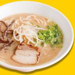 味の蔵  - 料理写真:とんこつラーメン