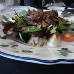 タワーレストラン ヨコハマ - 鴨肉サラダ