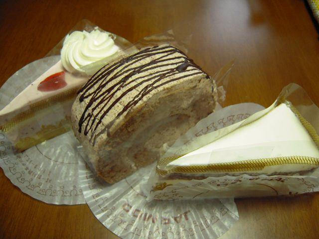 コンパル洋菓子