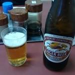 ようすい - 瓶ビール