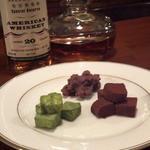 バー クラークスデール - 手作りチョコレート盛り合わせ