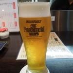 26574630 - まずはビールで乾杯♪ H26.4