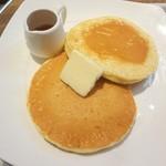 26575101 - メープルバターパンケーキセット(アップ)
