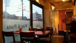 Wine&Pasta食堂  Tanaka