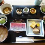 銀座クレストン - 朝食