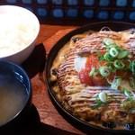 26578950 - 真鱈のお好み焼き